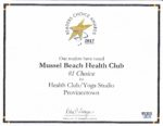 Come see why we are the Reader's Choice Award Winner for Best Health Club and Yoga Studio
